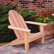 Cape Cod'r Adirondack Chair Plan