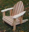 WoodcraftPlans Chair